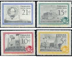 Ref. 350133 * MNH * - PANAMA. 1964. NEW YORK WORLD TRADE FAIR . FERIA MUNDIAL DE NUEVA YORK - Universal Expositions