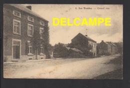 DD / BELGIQUE / PROV. DE NAMUR / FAULX LES TOMBES / LES TOMBES : GRAND' RUE / 1926 - Belgique