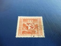 Liechtenstein Mi. Nr. 252 Gestempelt - Liechtenstein