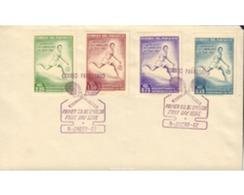 Ref. 377708 * MNH * - PARAGUAY. 1962. CAMPEONATO SUDAMERICANO DE TENIS EN ASUNCION - Paraguay