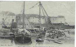 FRANCE - MARTIGUES - Le Grand Canal Et Le Pont Tournant - Martigues
