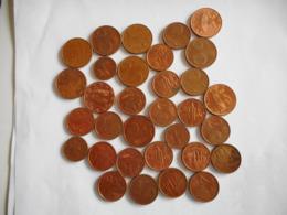 32 EURO MUNTEN VAN GRIEKENLAND - Grèce