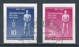 DDR 459/60 B Gestempelt Mi. 14,- - [6] Repubblica Democratica