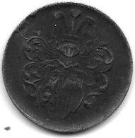 *notgeld Leipzig Strassebahn 20  Pfennig ND/o.j. Fe  8097.2 - [ 2] 1871-1918: Deutsches Kaiserreich