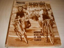 MIROIR SPRINT 1207 12.08.1969 VELO CHPT MONDE OTTENBROS FOOT St ETIENNE REVELLI - Sport