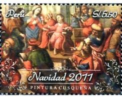 Ref. 270860 * MNH * - PERU. 2011. CHRISTMAS . NAVIDAD - Perú