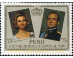 Ref. 351252 * MNH * - PERU. 1979. VIA DE LOS REYES DE SPAÑA AL PERU - Perù