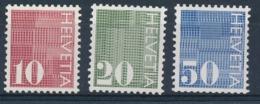 HELVETIA - Mi Nr 933 R/935 R - Rollenmarke Mit Nummer - MNH** - Rollen