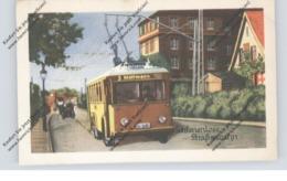 4020 METTMANN - O-Bus Mettmann Gruiten, Homann-Sammelbild - Mettmann