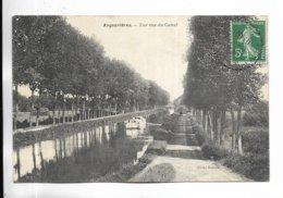 18 - ARGENVIERES - Une Vue Du Canal - Francia