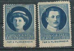 Timbre Prusse - Preussen (Prussia)
