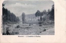 Stavelot - D.V.D. N° 7524 - L' Amblève à Challes - Stavelot