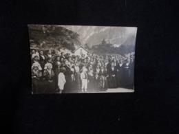 Savoie . Tarentaise. A Localiser. Femmes Et Enfants En Costume De Fete . Carte Photo.Voir 2 Scans . - Zonder Classificatie