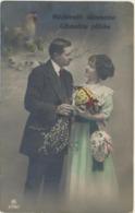 76-882 Estonia Couples - Estland