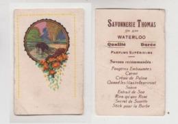 Waterloo  Carte Parumée - Cartes Parfumées