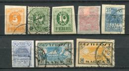 Estland Nr.6/13         O  Used + *  Unused       (139) - Estland