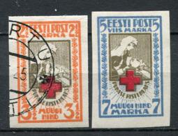 Estland Nr.29/30 B         O  Used + *  Unused       (140) - Estland