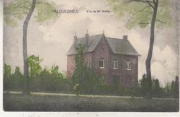 Hacquegnies - Villa De Mr Wallez - Frasnes-lez-Anvaing
