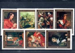 Hungria Nº 2083-89 Tema Pintura, Serie Completa En Nuevo 6,50 € - Hungría