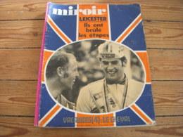 MIROIR SPRINT 1259 18.08.1970 VELO CHPT MONDE MONSERE FOOT NANTES NICE Le CHEVAL - Deportes