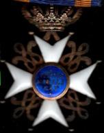 ! Ridder In De Orde Van De Nederlandse Leeuw, Orden, 5.8.1931, Indonesia, Batavia, Semarang, Soerabaia, Bandoeng, Medan - Royal/Of Nobility