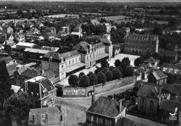 CPSM - Au Dessus De...ERNEE -  Le Collège - Ernee