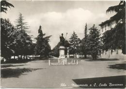 W5106 Rho (Milano) - Monumento A San Carlo Borromeo / Viaggiata 1951 - Rho