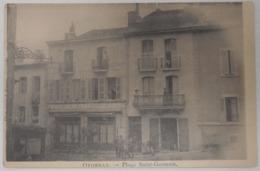 01 Oyonnax - Place Saint Germain - Oyonnax