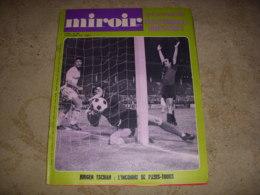 MIROIR SPRINT 1265 29.09.1970 FOOT BRETON CAGLIARI RIVA VELO PARIS TOURS TSCHAN - Sport