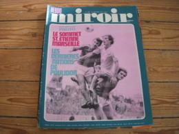 MIROIR SPRINT 1268 20.10.1970 FOOT St ETIENNE MARSEILLE VELO GP NATIONS POULIDOR - Sport