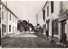 85 Vendée - Saint MICHEL En L'HERM Rue Paul Berfonneau - Cp Sans N° - Saint Michel En L'Herm