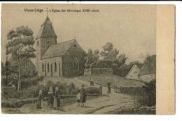 CPA-Carte Postale-Belgique Vieux Liège -Eglise Ste Véronique Au XVIII Me Siècle  VM7451 - Liege