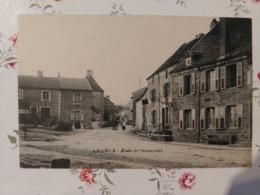 Amance  Route De Senoncourt Haute Saône Franche Comté - Autres Communes
