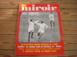 MIROIR SPRINT 1274 01.12.1970 FOOT RENNES MARSEILLE MUNICH RUGBY ROUMANIE FRANCE - Sport