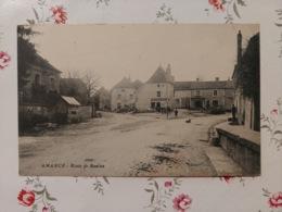 Amance  Route De Baulay Correspondance Militaire Haute Saône Franche Comté - Autres Communes