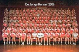 7247 CP Cyclisme De Jonge Renner 2006 - Cyclisme