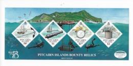 "Pitcairn Bloc Feuillet N° 18** ""Australia 1999"" - Pitcairn"