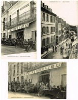 BAREGES. Lot  3 CPA - Francia