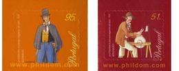 Ref. 125984 * MNH * - PORTUGAL. 1999. OFICIOS Y PERSONAJES DEL SIGLO XIX - Unused Stamps