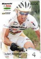 7251 CP Cyclisme Julien Absalon - Cyclisme