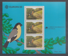 A 11 ) Free Shipping To  // Acores 1986 Europa CEPT Umweltschutz / Environmental Protection - 1986