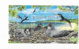 "Pitcairn Bloc Feuillet N° 33** Faune, Oiseaux"" - Islas De Pitcairn"