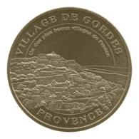 Monnaie De Paris , 2010 , Gordes , Village De Gordes - Monnaie De Paris