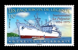 New Caledonia 2019 Mih. 1779 Ship Le Polynesie MNH ** - Unused Stamps