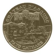 Monnaie De Paris , 2012 , Arques , Château , Vue D'ensemble - Monnaie De Paris