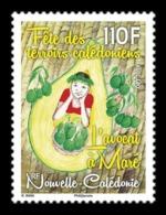 New Caledonia 2019 Mih. 1782 Flora. Avocado Festival On Mare MNH ** - Nueva Caledonia