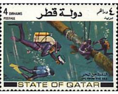 Ref. 584130 * MNH * - QATAR. 1972. PETROLEO - Qatar