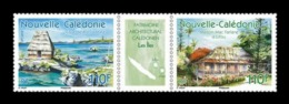 New Caledonia 2019 Mih. 1783/84 Architectural Heritage In The Caledonian Islands MNH ** - Neukaledonien