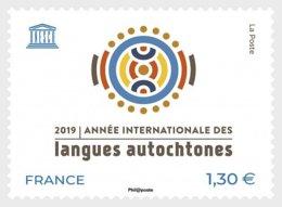 Frankrijk / France - Postfris / MNH - Unesco, Jaar Van De Inheemse Taal 2019 - Frankreich