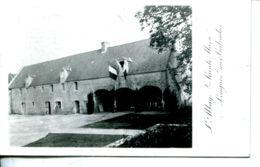 N°77044 -rare Carte Photo Longues Sur Mer -abbaye De Sainte Marie- - France